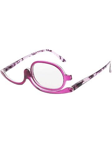 194769099f9 Lunettes de maquillage avec lunettes pliantes
