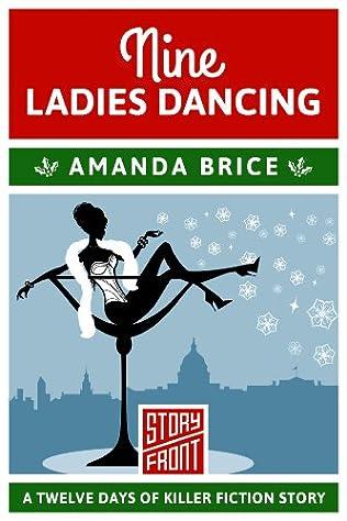 book cover of Nine Ladies Dancing