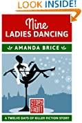 Nine Ladies Dancing (A Short Story) (12 Days of Christmas series Book 9)