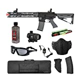 Valken Tactical Valken Battle Machine Trg-L Recon Airsoft Rifle Package