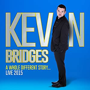 Kevin Bridges Live: A Whole Different Story Performance