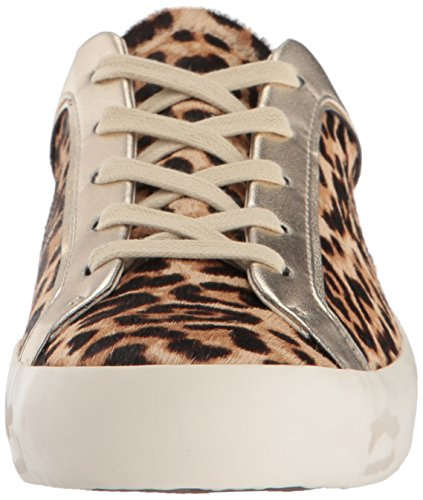 Sneakers Edelman Sam Britton Fashion Women's Sand 2 Leopard wXZqxRTZ