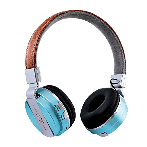 Price comparison product image Birdfly Wired Gaming Headset Headphones with Microphone for PS4 PC Laptop Phone (Blue)