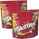 Skittles Original Candy Bag, 41 ounce, (2 Bags)