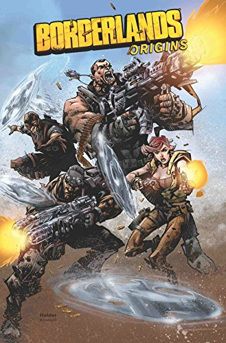 Borderlands Volume 1 Origins by Brand: IDW Publishing