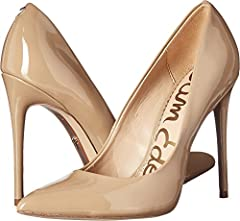 High heeled pump available in an array of colors.