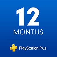 Sony PlayStation Plus 1-Year Membership Subscription [Digital Code]