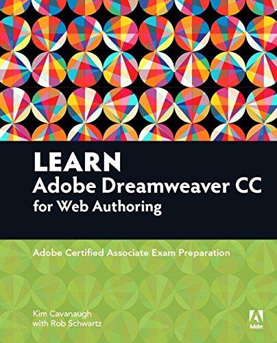 Learn Adobe Dreamweaver CC for Web Authoring PDF