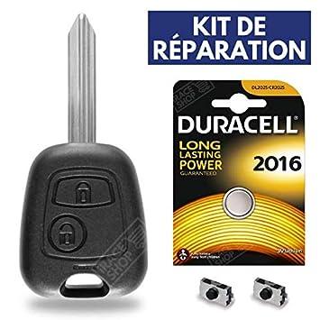iRace Keys® - Carcasa para Llave de Mando a Distancia para ...