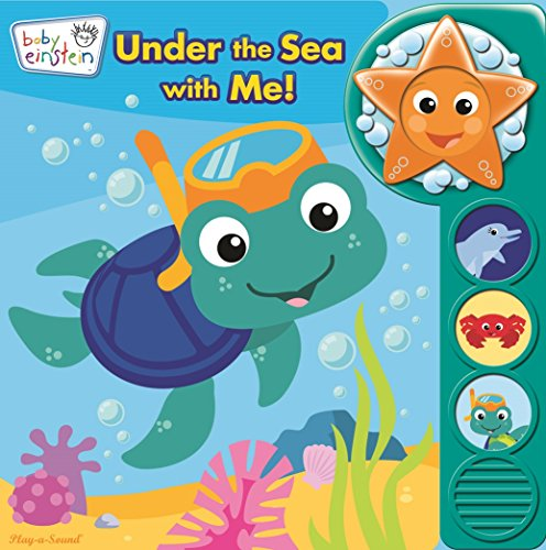 Price comparison product image Baby Einstein Kids II Custom Frame: Under the Sea with Me! 9781450868136