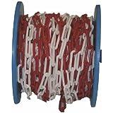 kettenpfosten absperrpfosten pfosten kunststoff gr e 90 cm diverse farben farbe rot wei. Black Bedroom Furniture Sets. Home Design Ideas