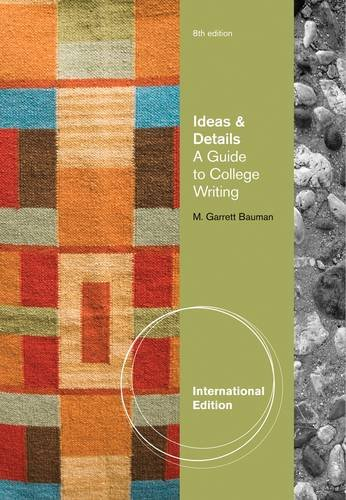 Ideas & Details