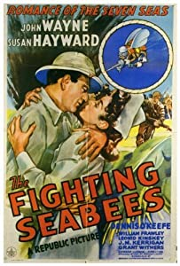 The Fighting Seabees POSTER Movie (27 x 40 Inches - 69cm x 102cm) (1944)