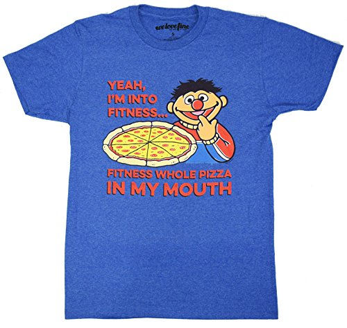 Sesame Street Ernie Fitness T shirt