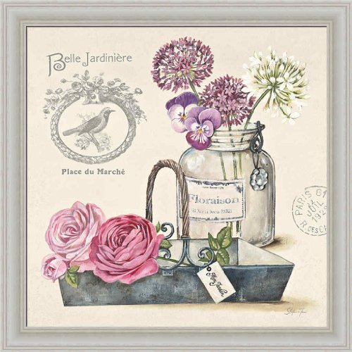 Bouquet Naturel IV by Stefania Ferri French Country Purple