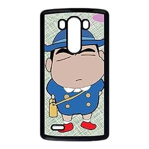 Crayon Shin-chan LG G3 Cell Phone Case Black LMS3899068