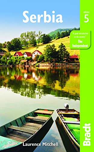 Serbia (Bradt Travel Guides)