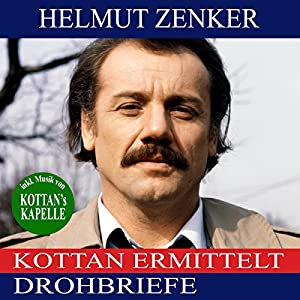 Kottan ermittelt: Drohbriefe (Kottan ermittelt) Hörbuch