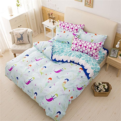Mermaid Comforter - 3