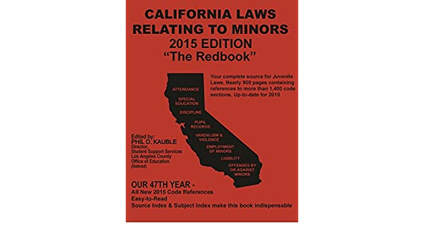 Laws About Dating Minors In California
