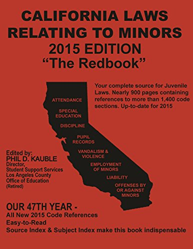 Laws on dating minors in california