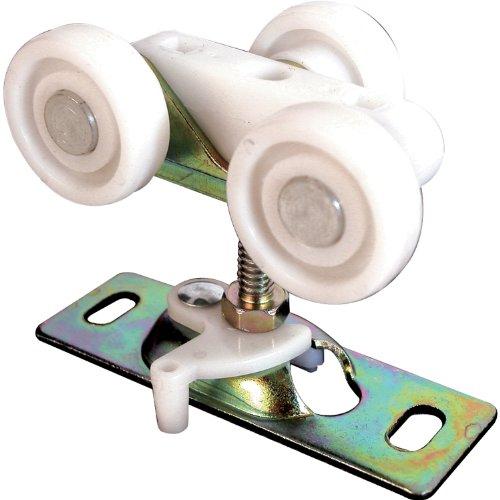 Prime-Line Products N 6848 Pocket Door Roller, Tri-Wheel, 1-Inch Flat Nylon Wheels,(Pack of (Prime Line Hardware)