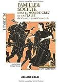 Famille et société dans le monde grec et en Italie du Ve siècle av. J.-C. au IIe siècle av. J.-C.: Capes/Agrégation Histoire-Géographie