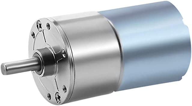 uxcell/® 12V DC 100RPM Gear Motor High Torque Electric Micro Speed Reduction Geared Motor Centric Output Shaft