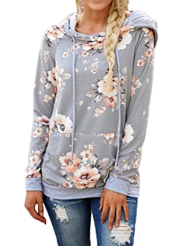 Long Sleeve Print Pullover - 5