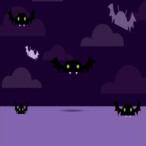DroidOWeen Falling Droid Bats Live Wallpaper]()