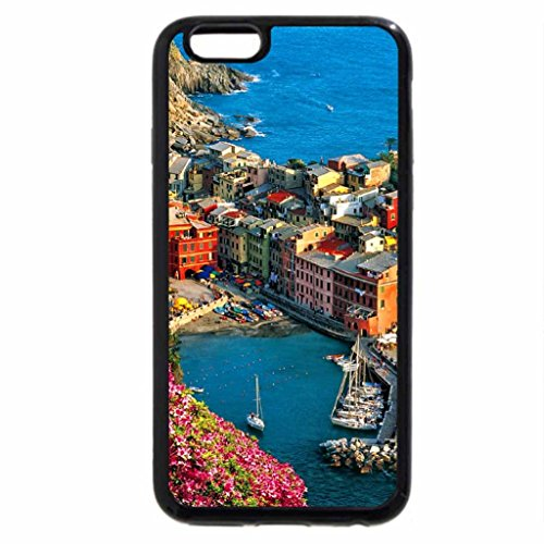 iPhone 6S / iPhone 6 Case (Black) Vernazza - Italy