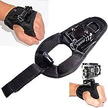 COASTAL ECLIPSE™ Glove Mount - Adjustable Wrist Strap - For Gopro Hero 1 2 3 3+, 4, SJ4000, SJCams - Ships from CANADA