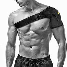 Shoulder Support by BaboCare - Adjustable Strap Shoulder Brace for Women and...