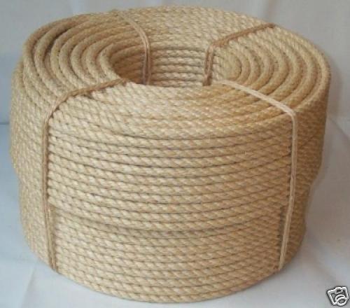 Rope,Sisal,1/4''X2500'