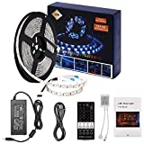 LED Strip Light Kit 5-meter Waterproof of Flexible Color Changing RGBW SMD 5050