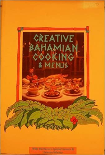 Book Creative Bahamian Cooking and Menus by Miller, Elsa, Henry, Leonard (1991)