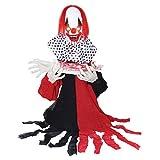 Shindigz Animated Cannibal Clown Halloween