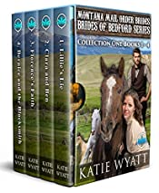 Montana Mail order Brides Brides of Bedford Series: Collection One Books 1 - 4