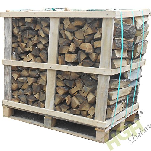 1 RM = 1,43 SRM unter 10% Restfeuchte ofenfertig 28 - 32 cm Eiche Kaminholz Brennholz Feuerholz