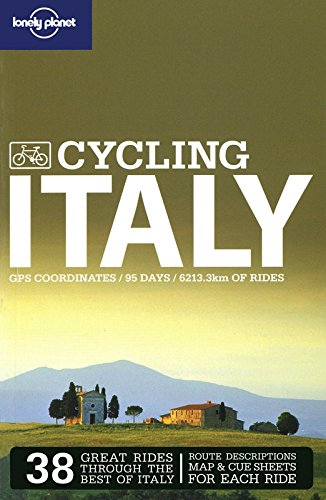 Cycling Italy (Cycling Guides)
