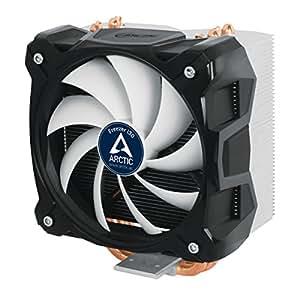 Arctic Cooling CPU Freezer i30 - Ventilador de CPU para Intel, ultrasilencioso, intercambiable, 320 Watt, 120 mm