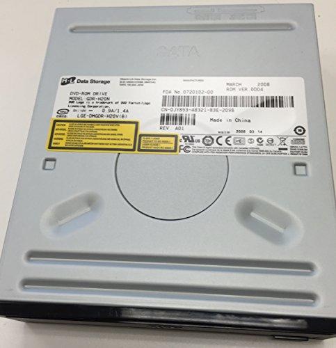 LG GDR H20N DVD ROM Drive Black