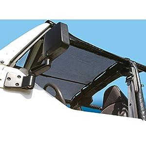 VDP KoolBreez Brief Black TJ Jeep Sun Screen Top
