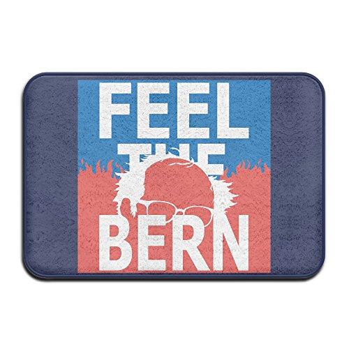Feel The Bean Bernie Sanders Non-Slip In/outdoor Doormats 4060 White (Party City Richardson)