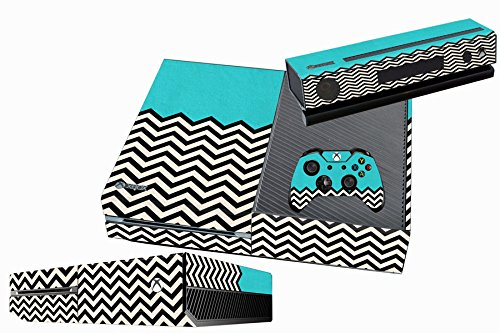 LLC Integral Skin Decal Cover for xBox-One Console Gamepad Sticker xbox one (3)