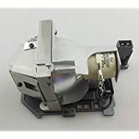 GOLDENRIVER 317-2531 / 725-10193 Replacement Lamp Assembly with Genuine Original OEM bare inside for DELL 1210S Projector