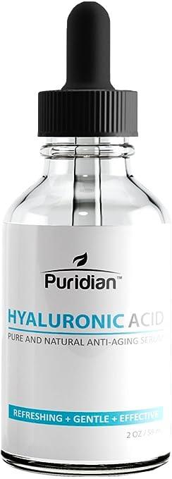 Amazon.com: Acido Hialuronico Puro Y Natural Antiarrugas - Suero Para Las Arrugas – Reduce Las Manchas Y Lineas De La Piel - Aumenta El Colágeno ...
