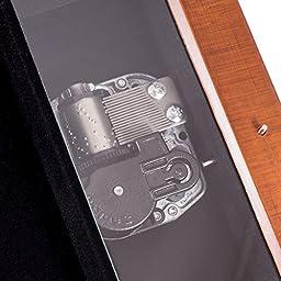 Special World Woodgrain Jewelry Music Box Plays Wonderful World