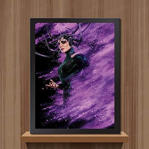 Geiqianjiumai Nuevo listado Retro Lienzo nostálgico Pintura Impresa en Lienzo en la Sala de Estar Bar Cafe Pintura sin Marco 30X45 cm: Amazon.es: Hogar
