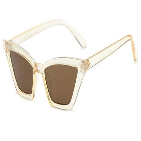 Yangjing-hl Gafas de Sol Gafas de Sol Retro Colorido ...